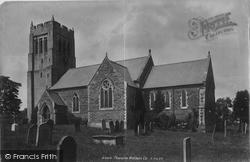Thornton Watlass, St Mary's Church 1900