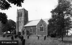 Thornton Watlass, St Mary's Church c.1955