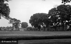 Thornton Watlass, The Green c.1955