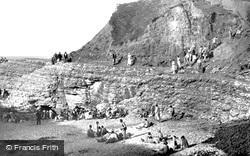 The Rocks c.1939, Thornwick Bay