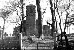 Thorpe Arnold, St Mary's Church c.1955