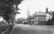 Thorpe St Andrew, the Village 1922