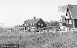 Thorpeness, The Front c.1955