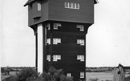 Thorpeness, the House in the Clouds c1955