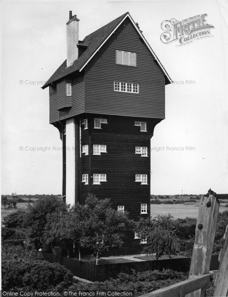 Photo of Thorpeness, the House in the Clouds c1955