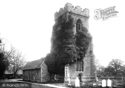 Thorrington, Church 1900