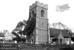 Thorrington, The Church 1900
