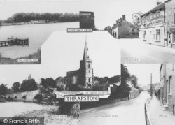 Thrapston, Composite c.1960