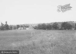 Thrapston, General View c.1960