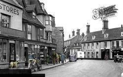 Thrapston, High Street 1951