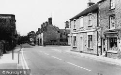 Thrapston, High Street c.1960