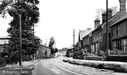 Thrapston, Midland Road c.1955