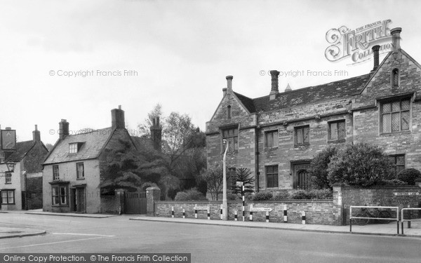 Photo of Thrapston, Old Rectory c.1960