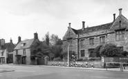 Thrapston, Old Rectory c1960