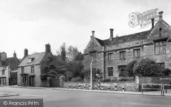 Thrapston, Old Rectory c.1960