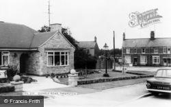 Thrapston, Oundle Road c.1960
