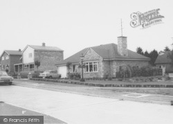 Thrapston, Sackville Street c.1960