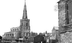 Thrapston, St James Church c.1955