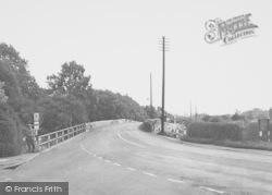 Thrapston, The Bridge c.1955