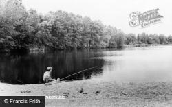 Thrapston, The Lakes c.1960