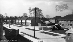 Three Bridges, Chaucer Road c.1955