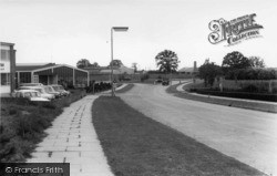 Three Bridges, Crawley Industrial Area c.1960