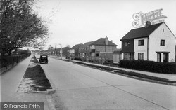 Three Bridges, St Mary's Drive c.1955