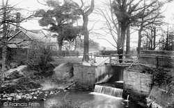 Three Bridges, The Flood Gates 1906
