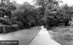 Three Bridges, Tinsley Lane c.1960