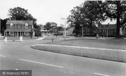 Three Bridges, Worth Road c.1960