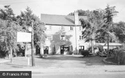Three Cocks, Mill Cafe c.1960
