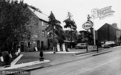 Three Cocks, Mill Stores Café c.1965