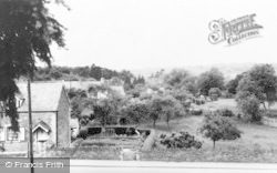 Three Cocks, The Village c.1965