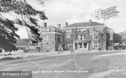 Three Cocks, Tregoyd Guest House c.1950