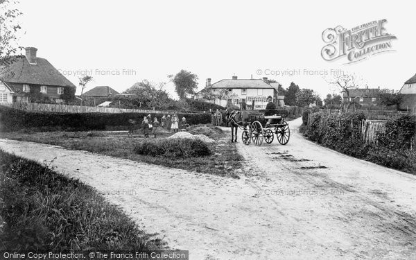 Three Legged Cross, the Village 1903