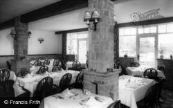 Threshfield, Long Ashes Restaurant c.1965