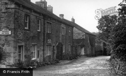 Threshfield, The Post Office c.1955