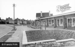 Throckley, Broomy Hill Road c.1960