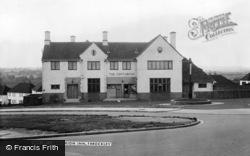 Throckley, The Centurion Inn c.1960