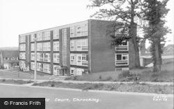 Throckley, Woodlands Court c.1960