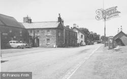 Thropton, Three Wheat Heads Inn c.1955