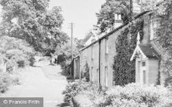 Thropton, Thropton Hill c.1955