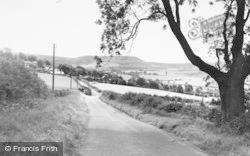 Thropton, View From Glenesk c.1955