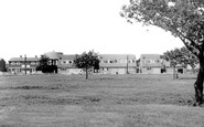 Thundersley, the Common and New Houses c1965