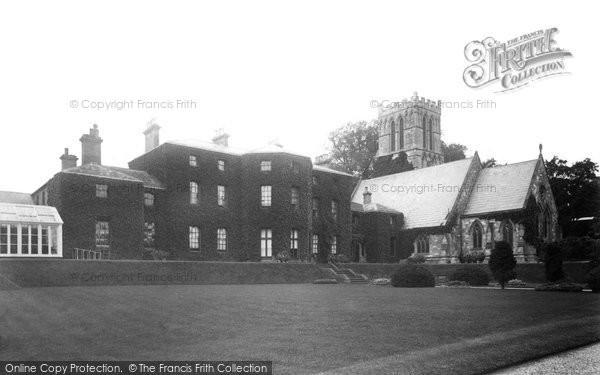 Thurgarton, Priory 1890