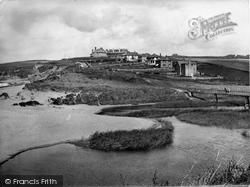 Beach And Village 1924, Thurlestone