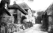 Thurlestone, Cottages 1890
