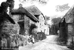 Cottages 1890, Thurlestone