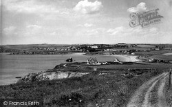 From The Cliffs c.1960, Thurlestone