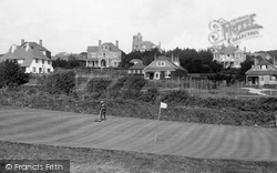 Mowing The Green 1924, Thurlestone